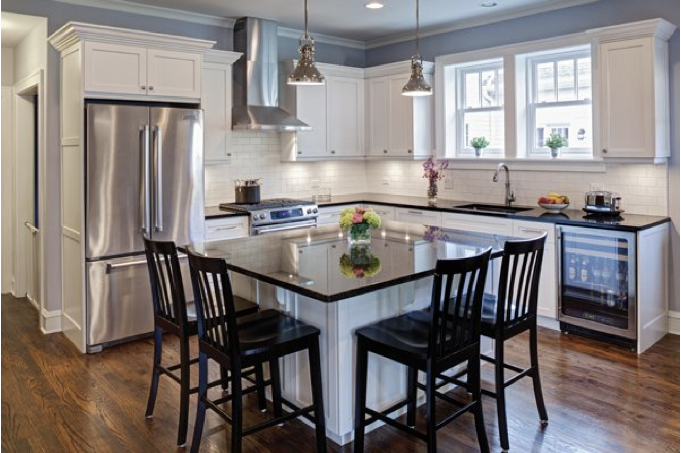 Small Kitchen Remodeling Ideas and Design Tricks