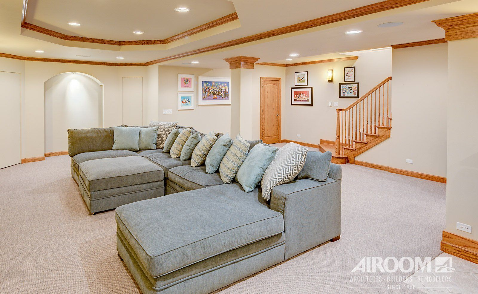 Basement Finishing Ideas and Trends